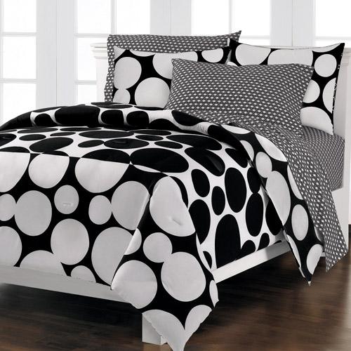 Loft Style Spot The Dot Bedding Comforter Set