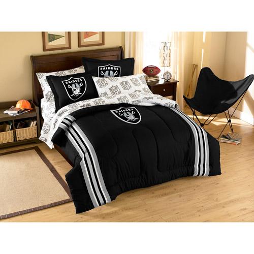 Nfl Applique Bedding Comforter Set With