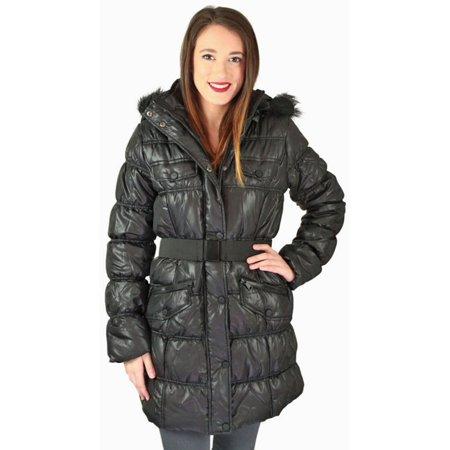 (Urban Republic Womens Winter Outerwear Puffer Coat)