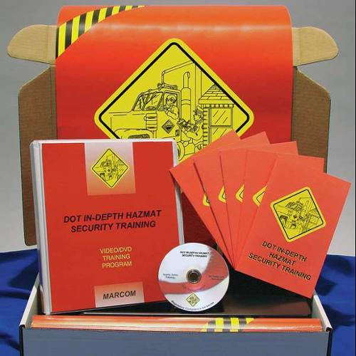 Marcom K0001769EO DVD Training Kit, English, 20 min.