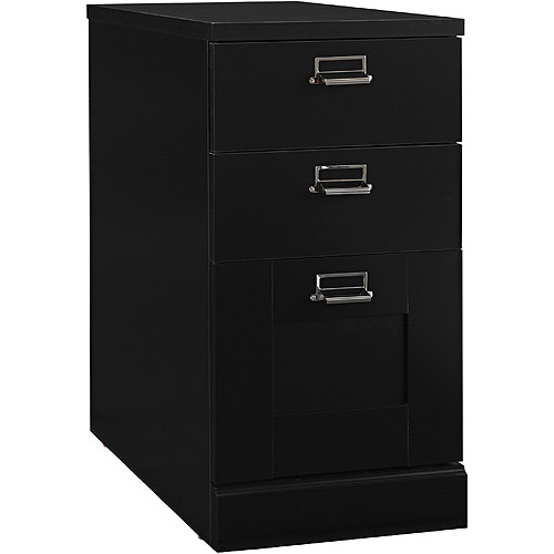 Bush Furniture Stockport 3 Drawer File Cabinet In Classic