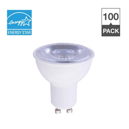 Mr16 Low Voltage Track Light (Simply Conserve LED Light Bulbs, 7W (50W Equiv) Dimmable MR16 GU10, Warm White,)