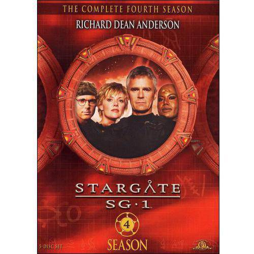 Stargate SG-1: The Complete Season 4