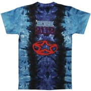 Rush Men's  2112 Tie Dye T-shirt Multi