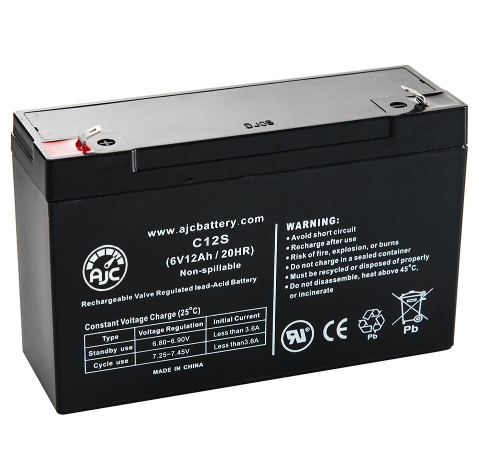 Fire Control Instruments B31 Compatible Replacement Battery