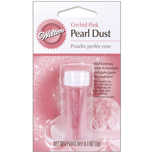 Wilton Pearl Dust, Yellow 1.4g 703-213