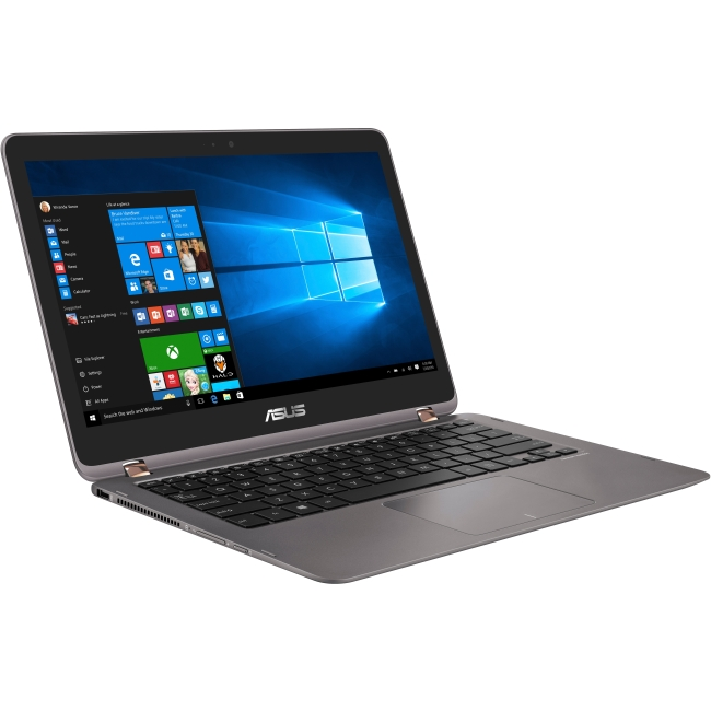 """Asus ZenBook Flip UX360 13.3"""" Touchscreen Notebook w  8GB RAM & 256GB SSD by ASUS"""
