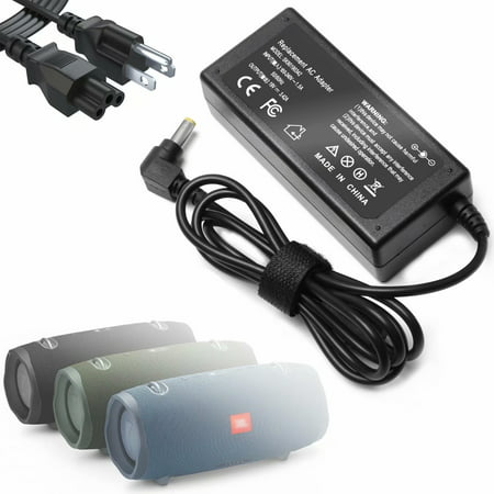 Charger Power Supply Fit for JBL Boombox Portable Bluetooth Waterproof Speaker Adapter Cord ()