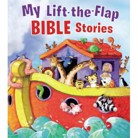 My Lift the Flap Bible Stories (Board Book) - Halloween Flannel Board Stories