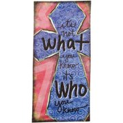 Carson Home Accents 12074 Who You Know Wall Art