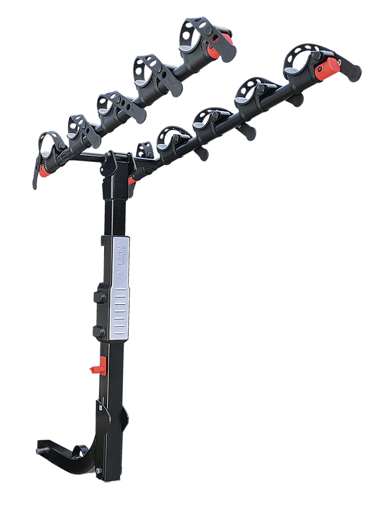 Allen Sports Premier 5-Bike Hitch Mounted Carrier Rack by Allen Sports