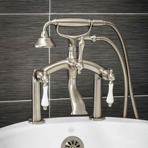 Pelham & White Luxury Clawfoot Tub or Freestanding Tub Fi...