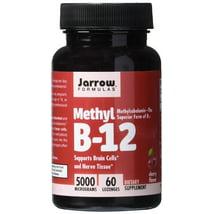 Vitamins & Supplements: Jarrow Formulas Methyl B12