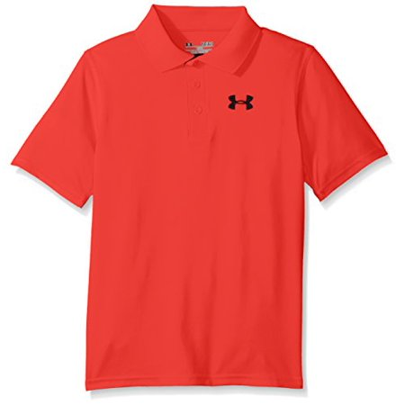7296c2d91 Under Armour - Boys' Under Armour Match Play Polo, Red (600), Youth Small -  Walmart.com