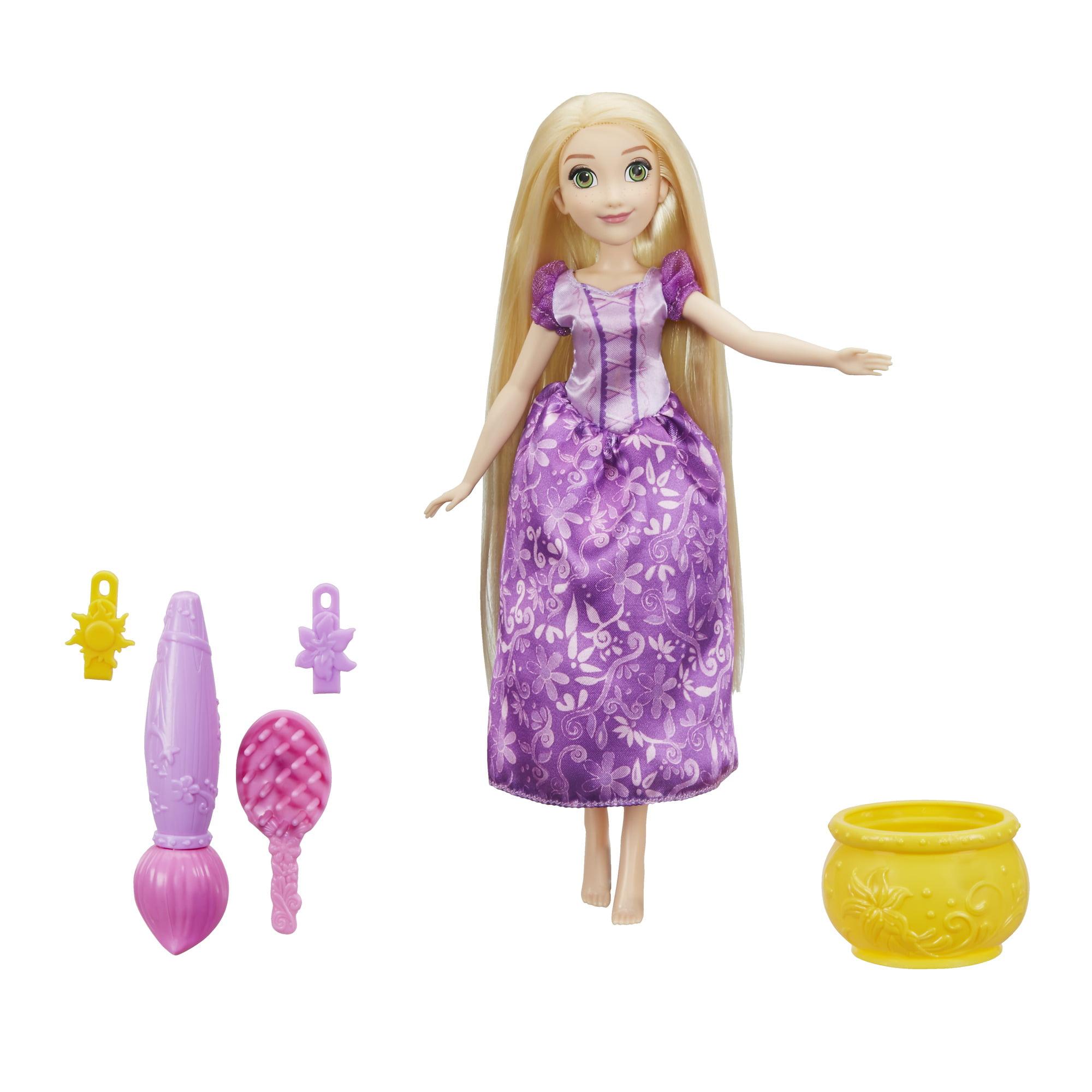 Disney Princess Rapunzel Stamp and Style