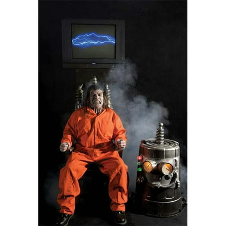 Costumes For All Occasions Du1000 Electric Chair - Halloween Electric Chair