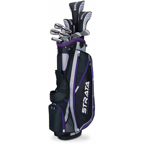Callaway Women's Strata Plus 14-Piece Complete Golf Club Set with Bag