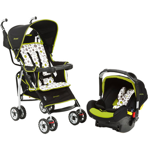 The First Years - Wisp Travel System, Abstract Os