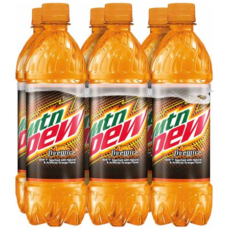 UPC 012000043161 - Mountain Dew LiveWire, 16.9 fl oz, 6 ...