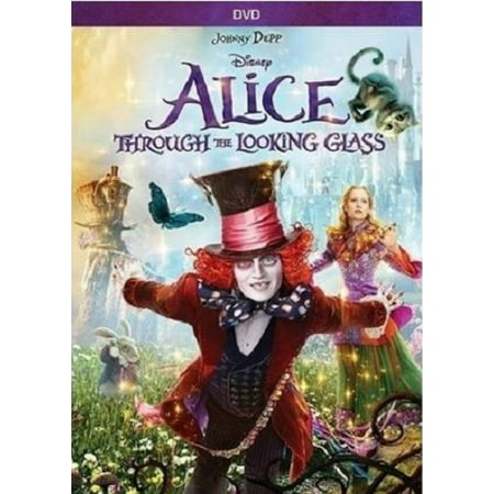 Alice Through The Looking Glass (DVD) (Lost Through The Looking Glass Part 2)