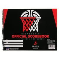 BSN SPORTS Basketball Scorebook