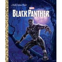Black Panther Little Golden Book (Marvel: Black Panther) (Hardcover)