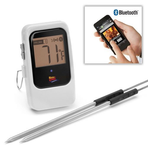 Maverick ET-735 WHITE Bluetooth 4.0 Wireless Digital Cooking Thermometer by Unassigned