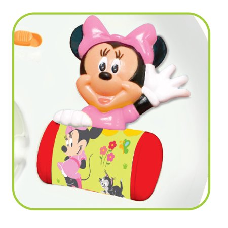 Kiddieland Disney Mickey Mouse And Friends Roll N Go Walker