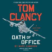 Tom Clancy Oath of Office - Audiobook