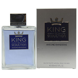 KING OF SEDUCTION by Antonio Banderas - EDT SPRAY 6.7 OZ - MEN
