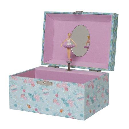 Kids Musical Jewellery Box (Mermaid)