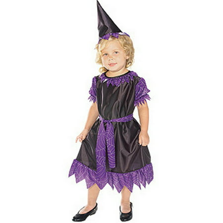 Toddler Witch Costumes (PURPLE PLUM WITCH TODDLER)