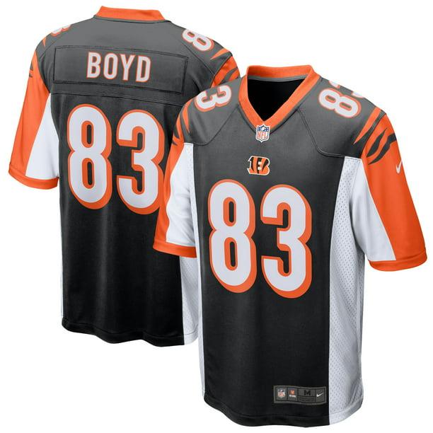 Tyler Boyd Cincinnati Bengals Nike Team Game Jersey - Black