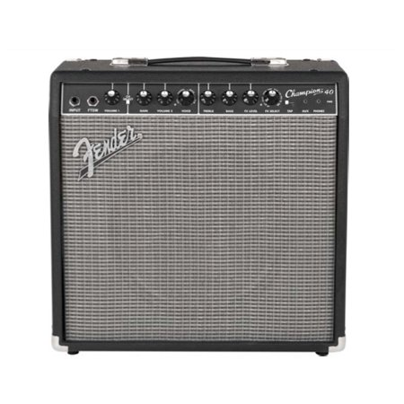 Fender Champion 40 Combo Amp (Best Amps For Fenders)