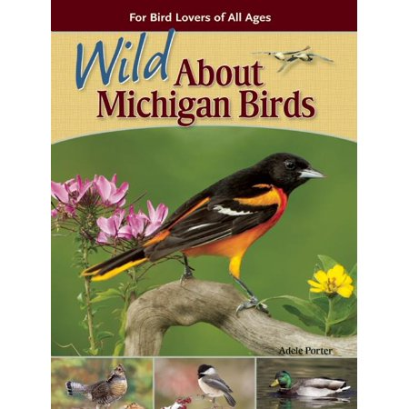 Wild about Michigan Birds : For Bird Lovers of All Ages