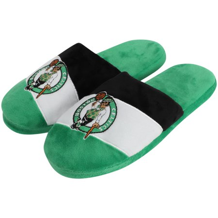 Boston Celtics Men's Colorblock Slide Boston Celtics Classics Flat