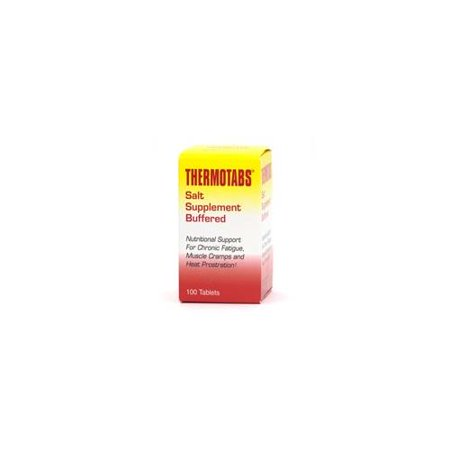 Thermotabs Buffered - Thermotabs Salt Supplement, Buffered, 100 tablets