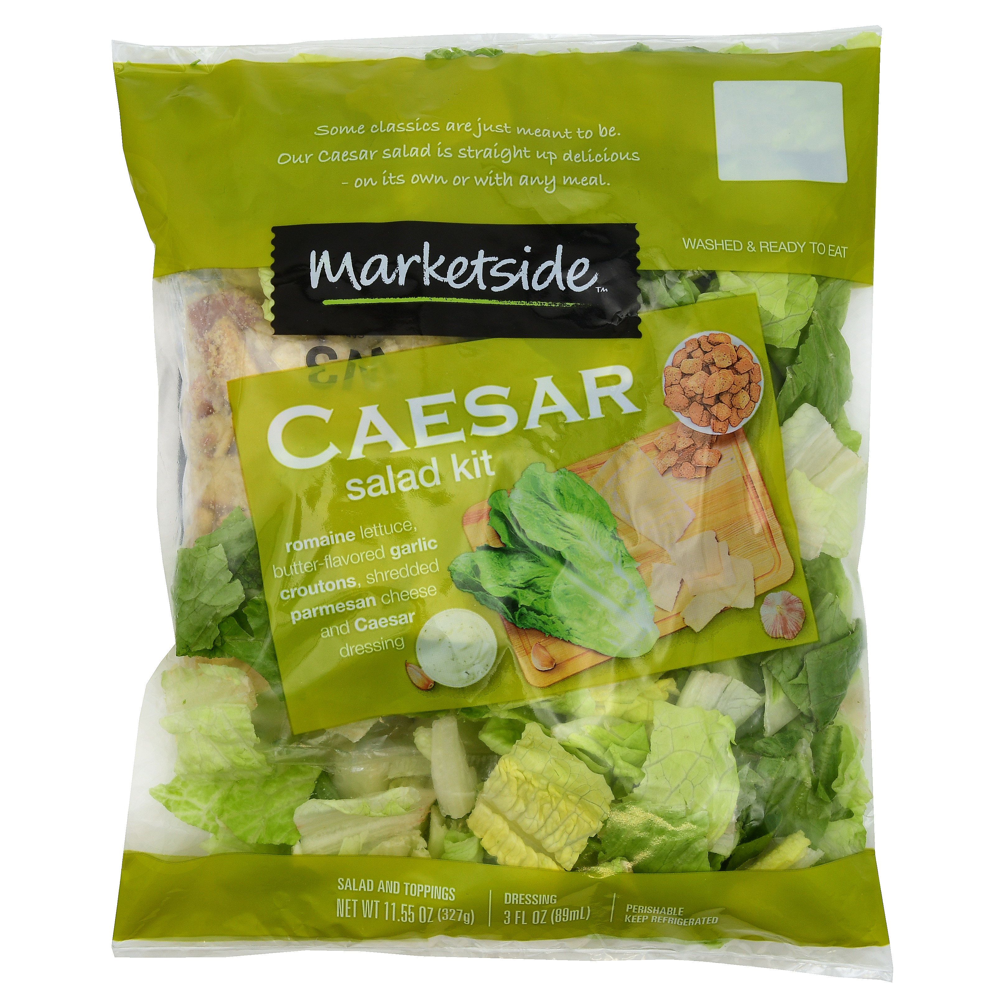 Marketside Caesar Salad, 11.5 oz