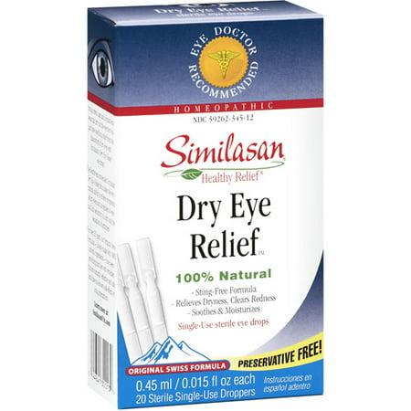 Similasan homeopathic