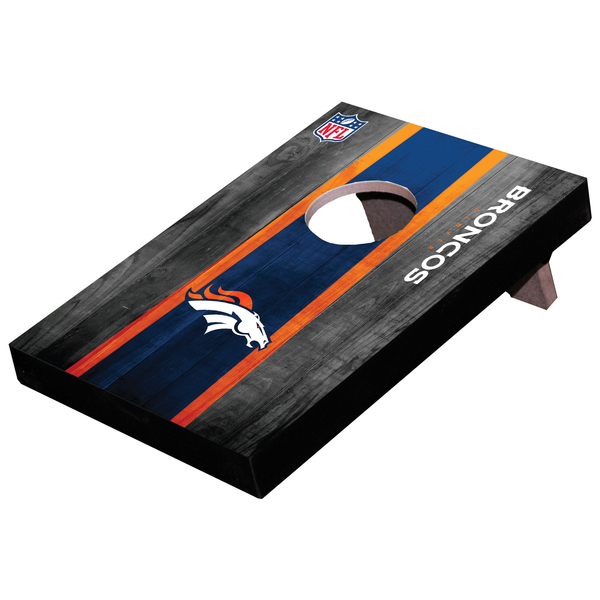 Table Top Toss Gray 1 NFL Denver Broncos