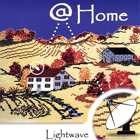 Lightwave  Mark Vellucci   At Home  Cd