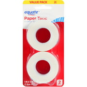 Equate Paper Tape Value Pack, 2 Count