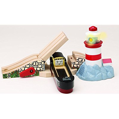 Learning Curve thomas and friends wooden railway - lighth...