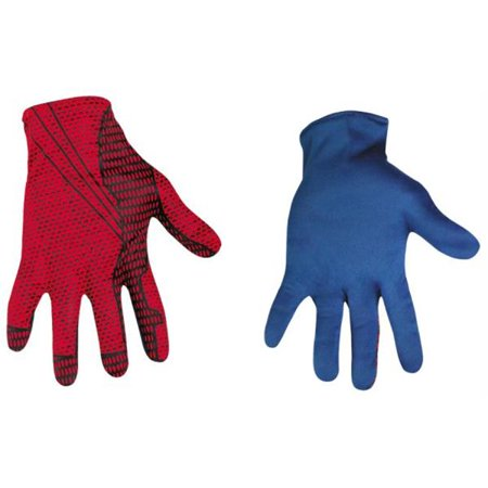Costumes For All Occasions DG42513 Spider-Man Movie Adult Gloves