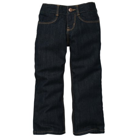 Oshkosh Capris - Oshkosh B'Gosh Girl's Bootcut Denim Jeans Baltimore Dark Rinse