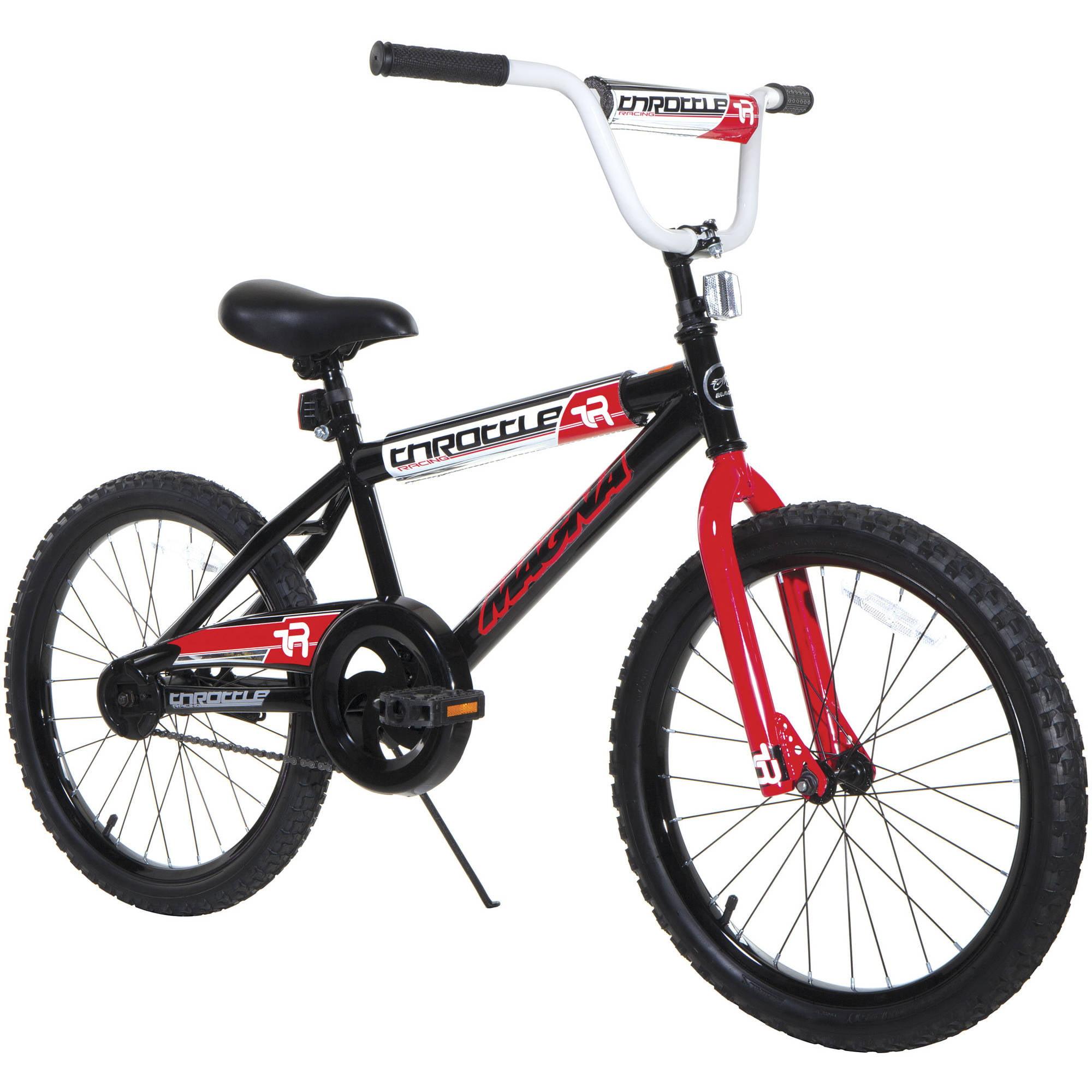 """20"""" Magna Boy's Throttle Bike"""