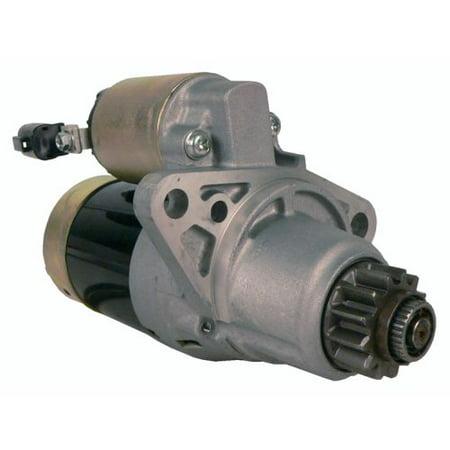 DB Electrical SMT0219 New Starter For Nissan 2.5 2.5L Altima w/ Automatic Transmission (02 03 04 05 06 07) Sentra 2.5L w/AT (02-06) 23300-8J000, 23300-8J001, M0T60781, M1T68781, (Electrical Transmission)