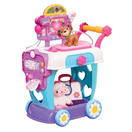Doc McStuffins Toy Hospital Care Cart](Doc Stuffin)