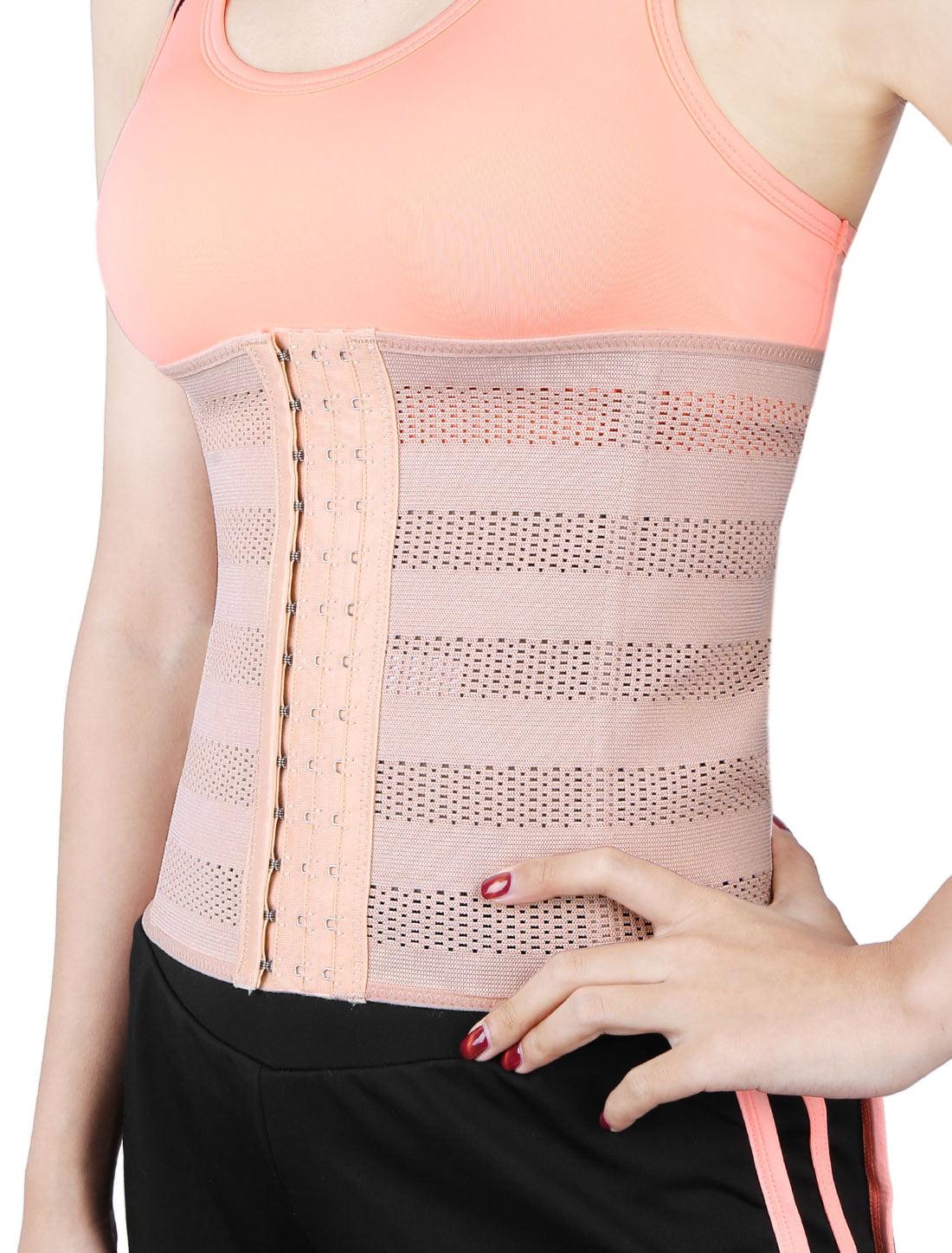 d09cf9e674 Skin Color 5XL Postpartum Abdominal Belt Belly Shaper Shapewear