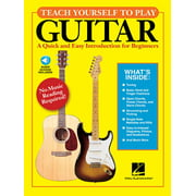 Teach Yourself to Play: Teach Yourself to Play Guitar (Other)